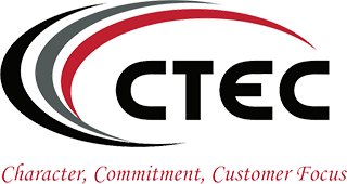 CTEC - Character, Commitment, Customer Focus